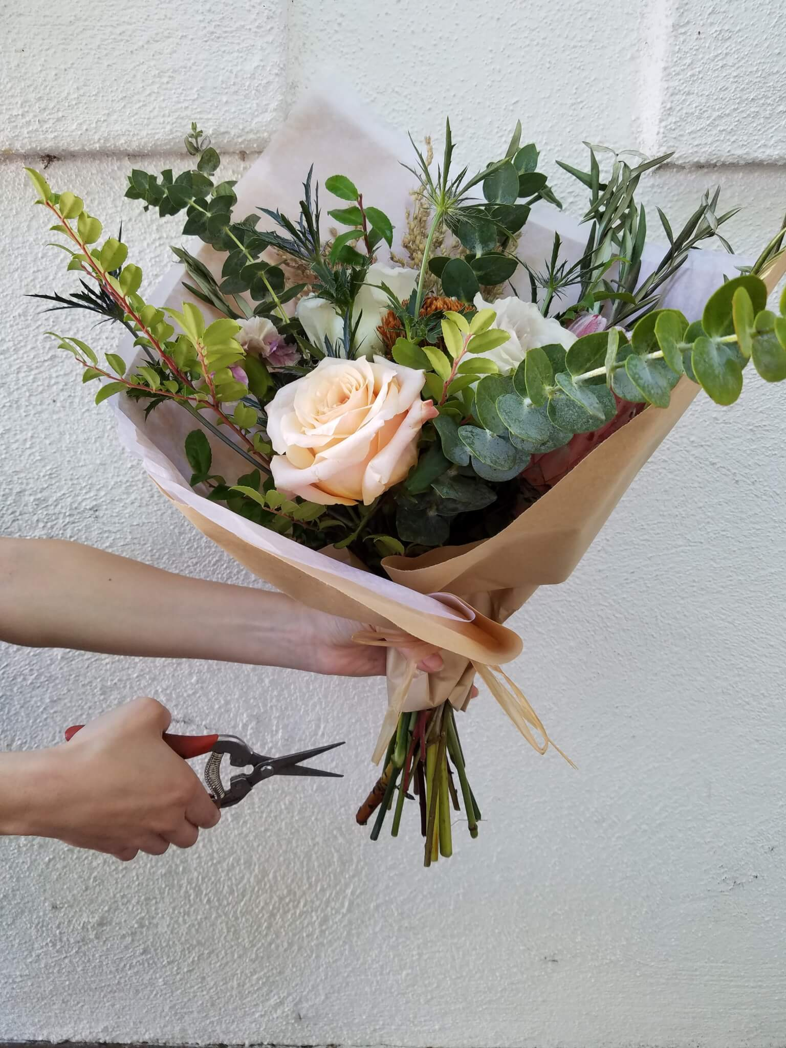 You just got a Twig and Vine floral arrangement. Best day ever! First thing you will need to do to properly care for these beauties is take off all of the ...