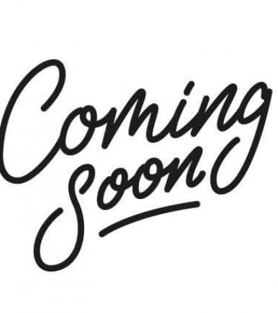 Coming soon. Lettering Coming soon for promotion, advertisement, sale, marketing.
